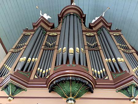 Online Kerst-orgelconcert 2e Kerstdag door Jan van Westenbrugge